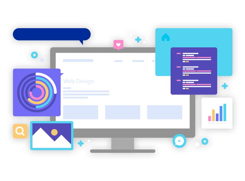 Web Sitesi Tasarım ve Kodlama