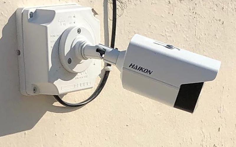 Apartman Güvenlik Kamera Sistemi